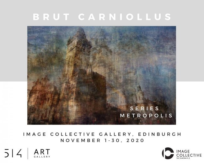 Metropolis exhibition in Edinbourgh