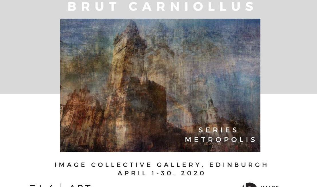 Image Collective Gallery, Edinburgh The exhibition by Brut Carniollus organized by Art Gallery 5'14 Wednesday, April 1, 2020 at 6:00 PM UTC+01 Edinburgh, United Kingdom