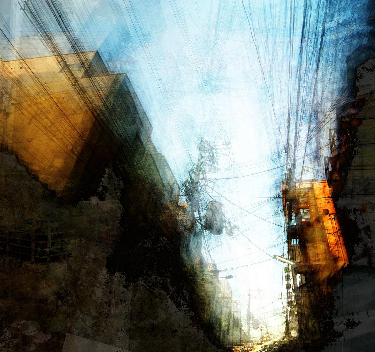 Power lines extravaganza