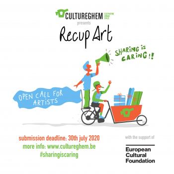 RECUP'ART 2020 OPEN CALL